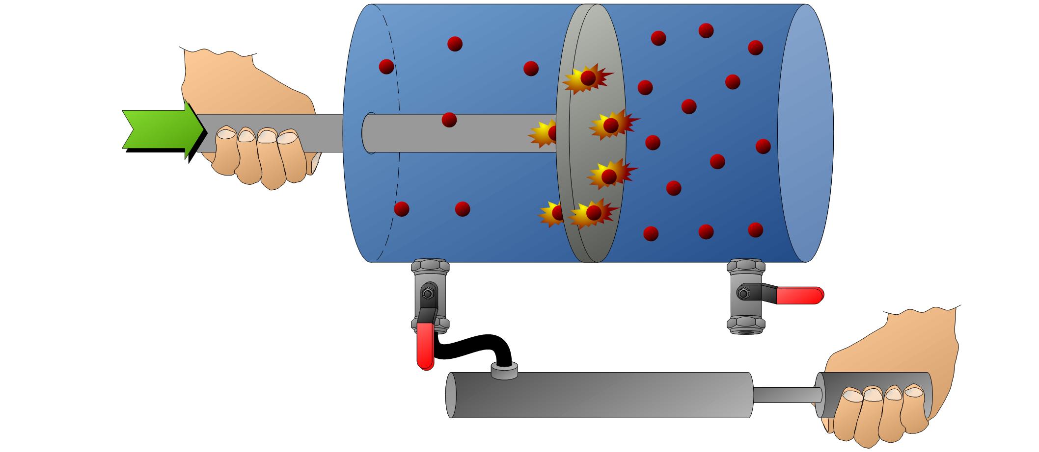 Der Luftdruck - Maschinenbau & Physik